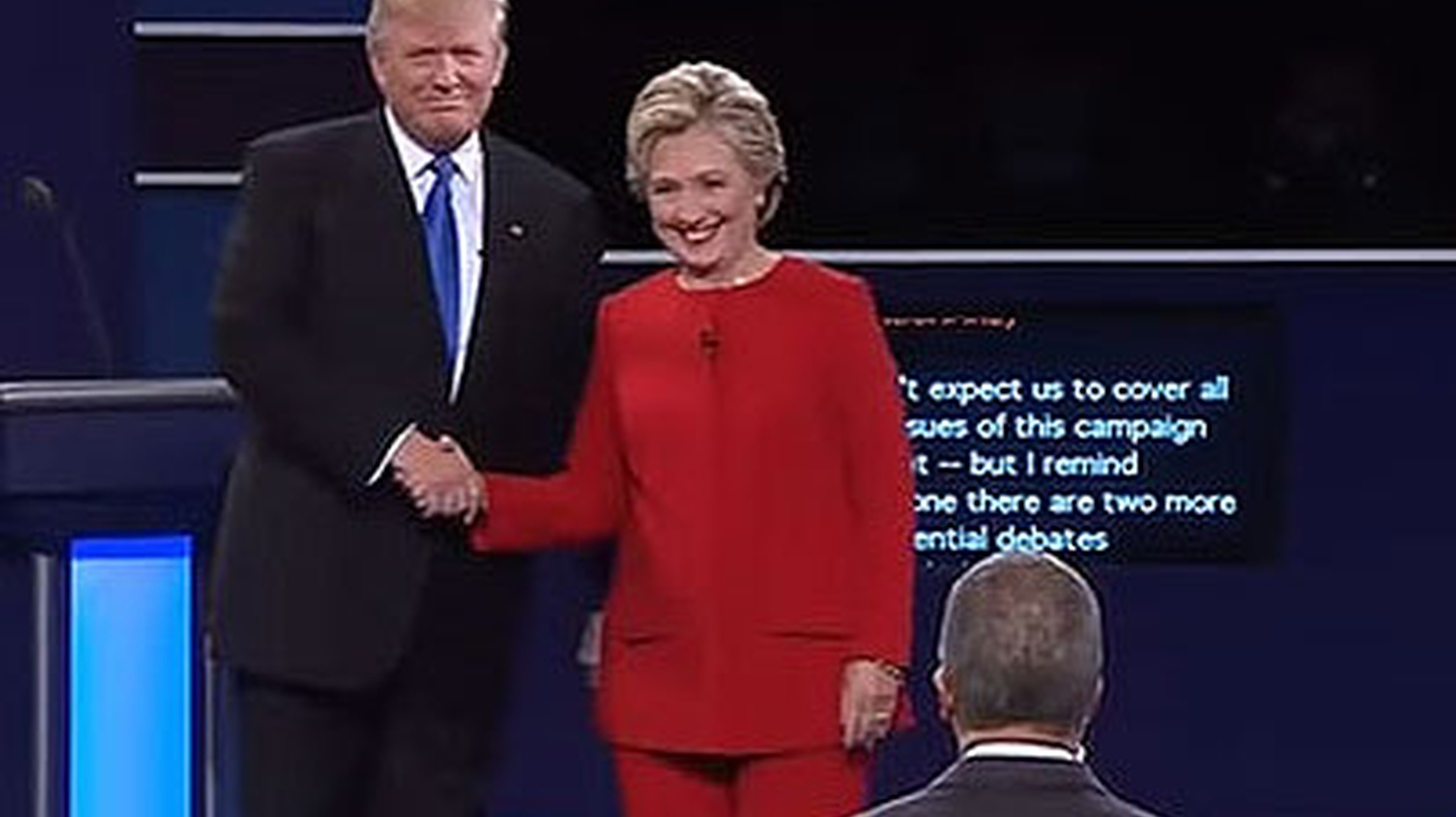 "More than 80 million people watched the first debate between Hillary Clinton and Donald Trump, making it the most-watched debate ever. The candidates squabbled over the birther conspiracy, the TPP, race and crime, and who has the more ""winning temperament."""
