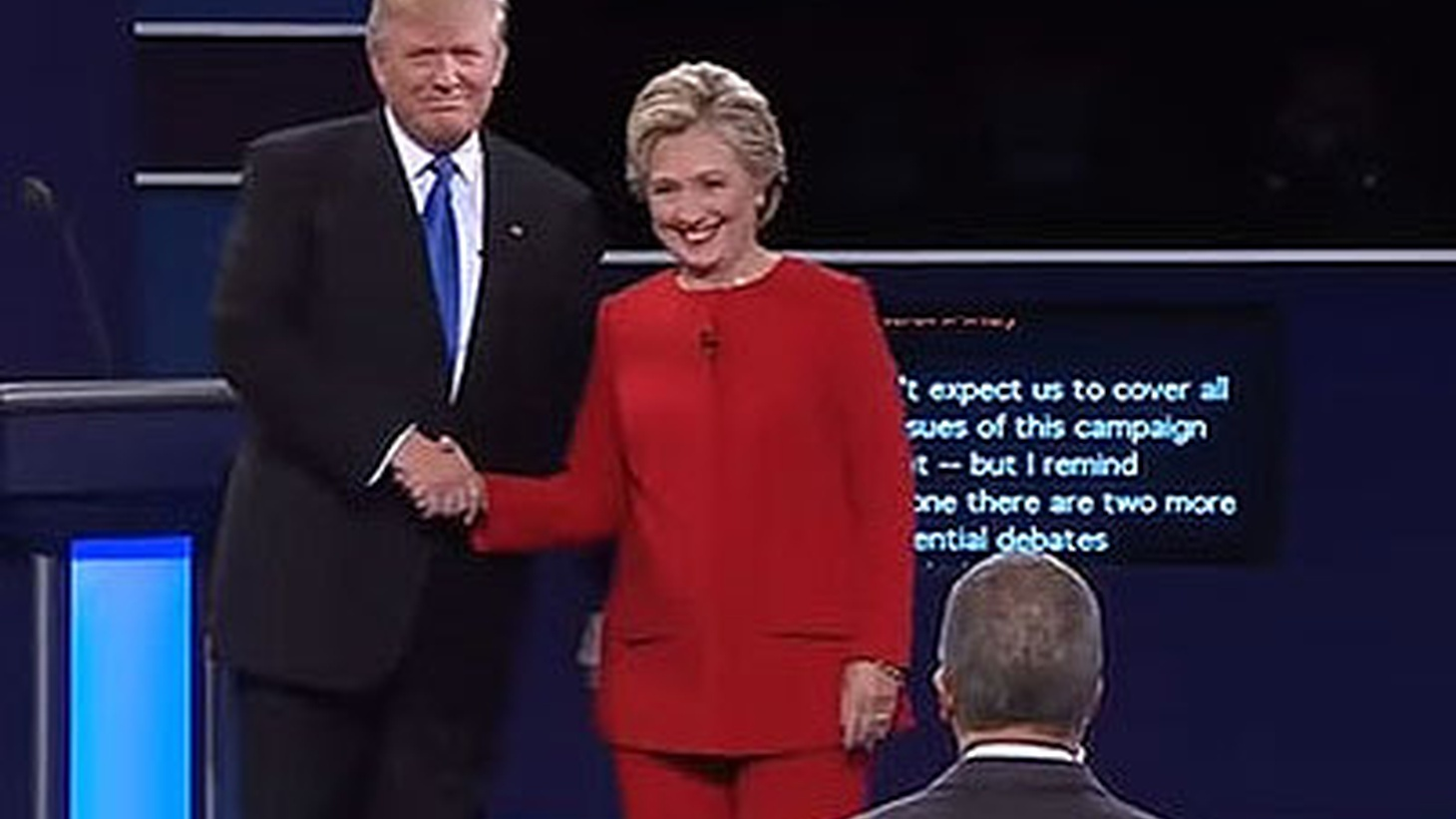 """More than 80 million people watched the first debate between Hillary Clinton and Donald Trump, making it the most-watched debate ever. The candidates squabbled over the birther conspiracy, the TPP, race and crime, and who has the more """"winning temperament."""""""