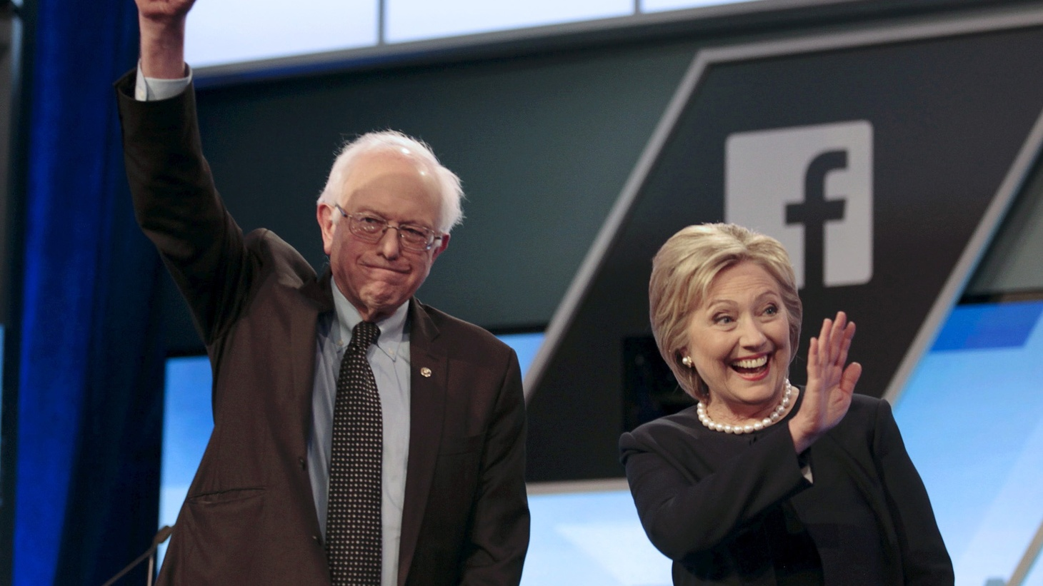 A look at the promises Clinton and Sanders made at Wednesday's Univision debate, from immigration to helping Puerto Rico. The sky-high rates of diabetes and prediabetes in California and Eleanor Roosevelt's unlikely friendship with an African American woman.