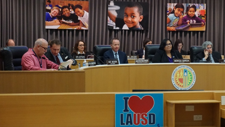 Written by Amy Ta, produced by Caitlin Plummer   One of the major points the teachers union is making in negotiations with LAUSD is that the district has a reserve of nearly $2…