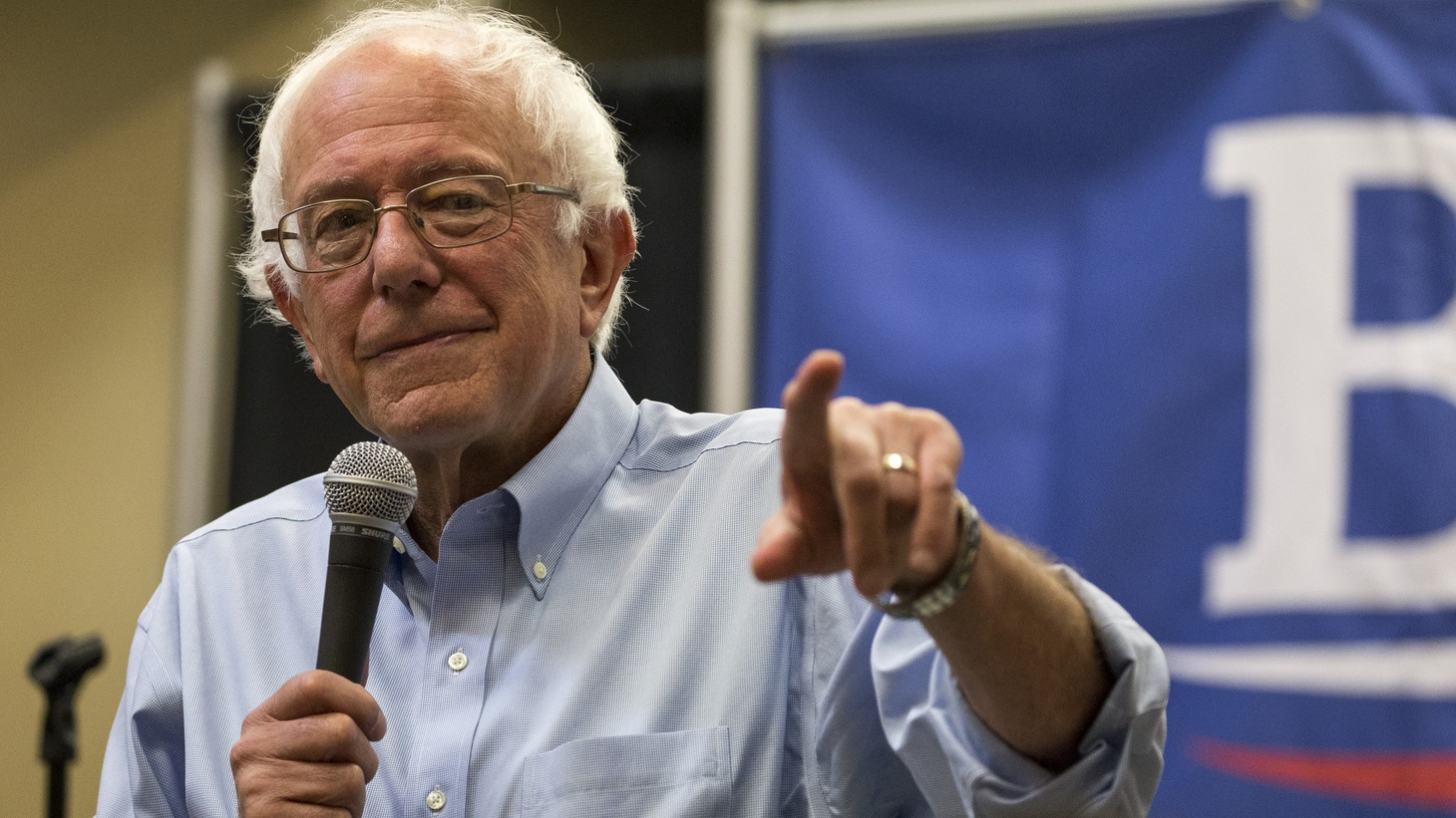 As discord grows among Democrats, the presidential candidates look ahead to the June 7 primaries. Does Sanders have a realistic path to the nomination?