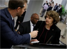 Dianne Feinstein's impact on California and the Democratic Party