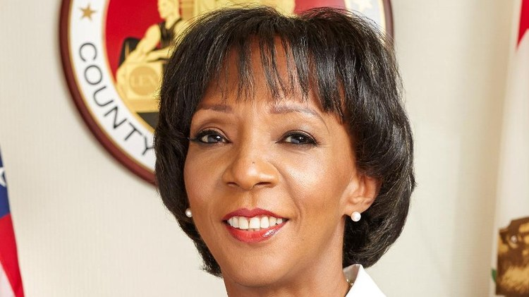 Incumbent LA District Attorney Jackie Lacey has held the office for the past eight years. She's running for a third term.