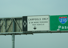Do carpool lanes really work?