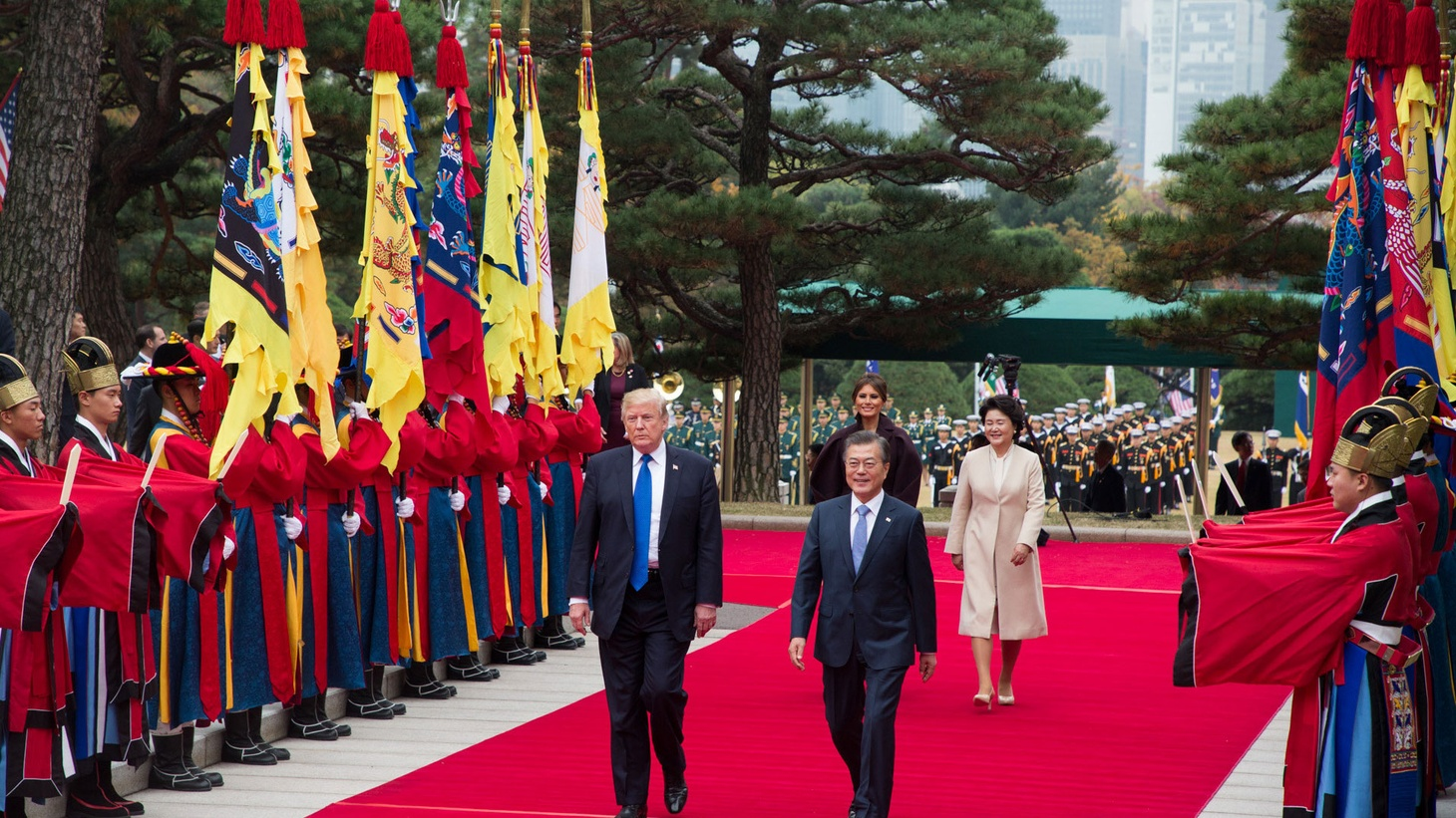 The president is on his way back from two weeks in Asia. No deals were inked. One reason for that: A lack of advance work by State Department diplomats. The department has been short staffed, and according to many experts, that's lead to a crisis for U.S. leadership in the world.
