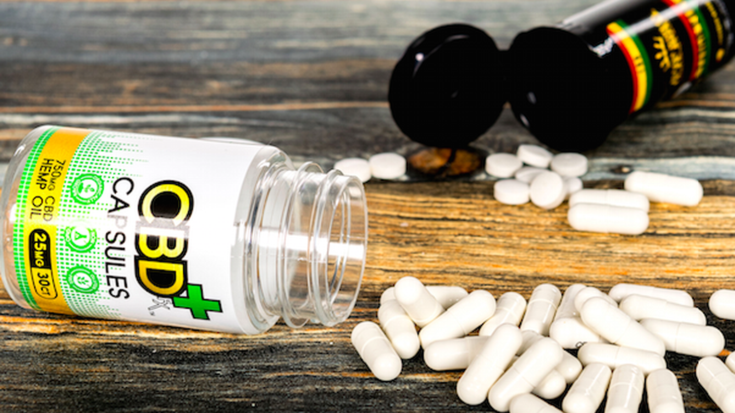 CBD is a cannabis extract that doesn't make you high. You can buy it as a balm, spray, mint, or oil. It's not cheap -- a CBD lotion or oil can set you back $50-$80.