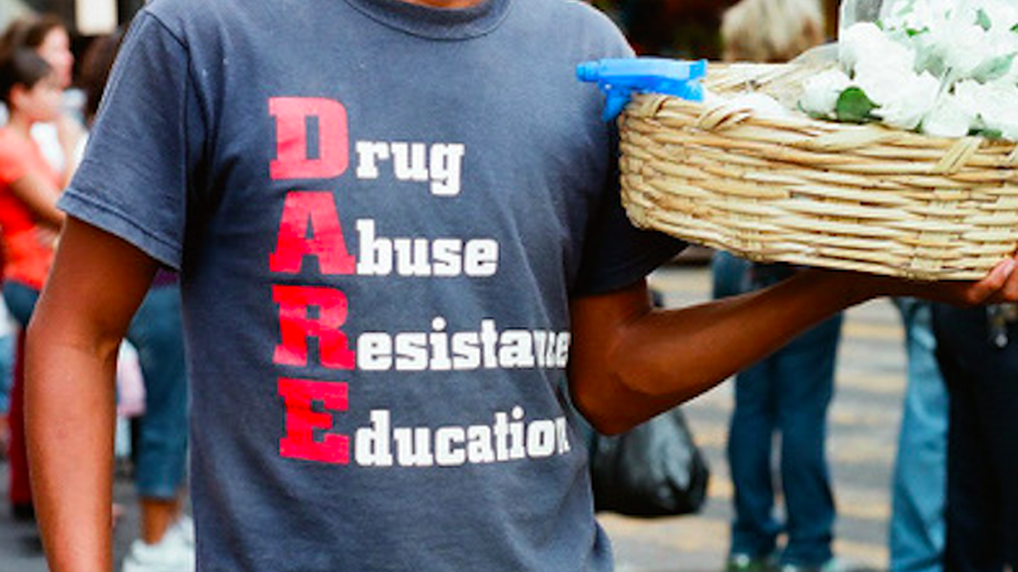 D.A.R.E. was once the most widely used school-based substance abuse prevention program in the country, and it was invented right here in Los Angeles.