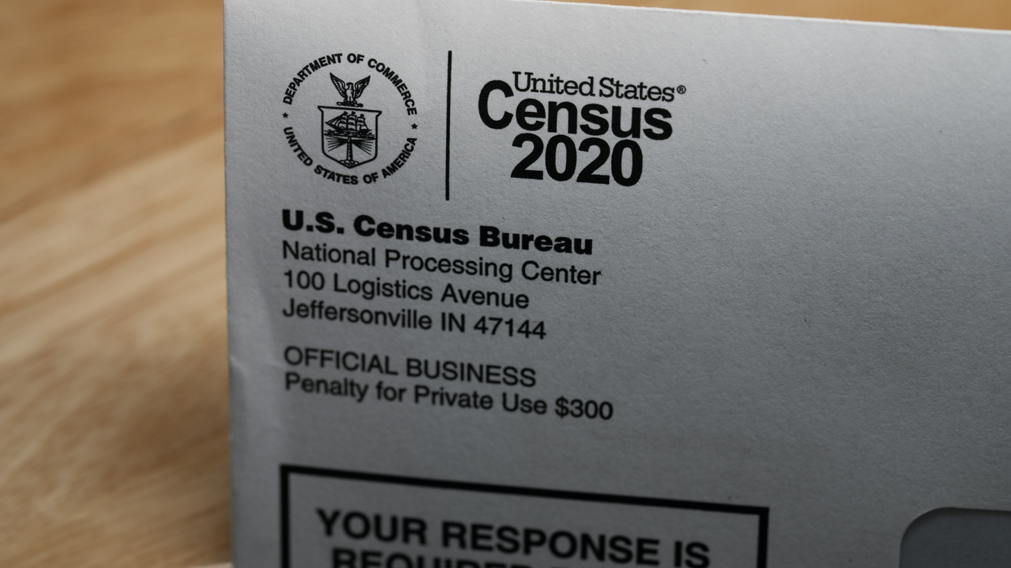 President Trump is ending the 2020 Census count early. He says the deadline needed to be moved up to give Census officials enough time to process the data before the end of the year.