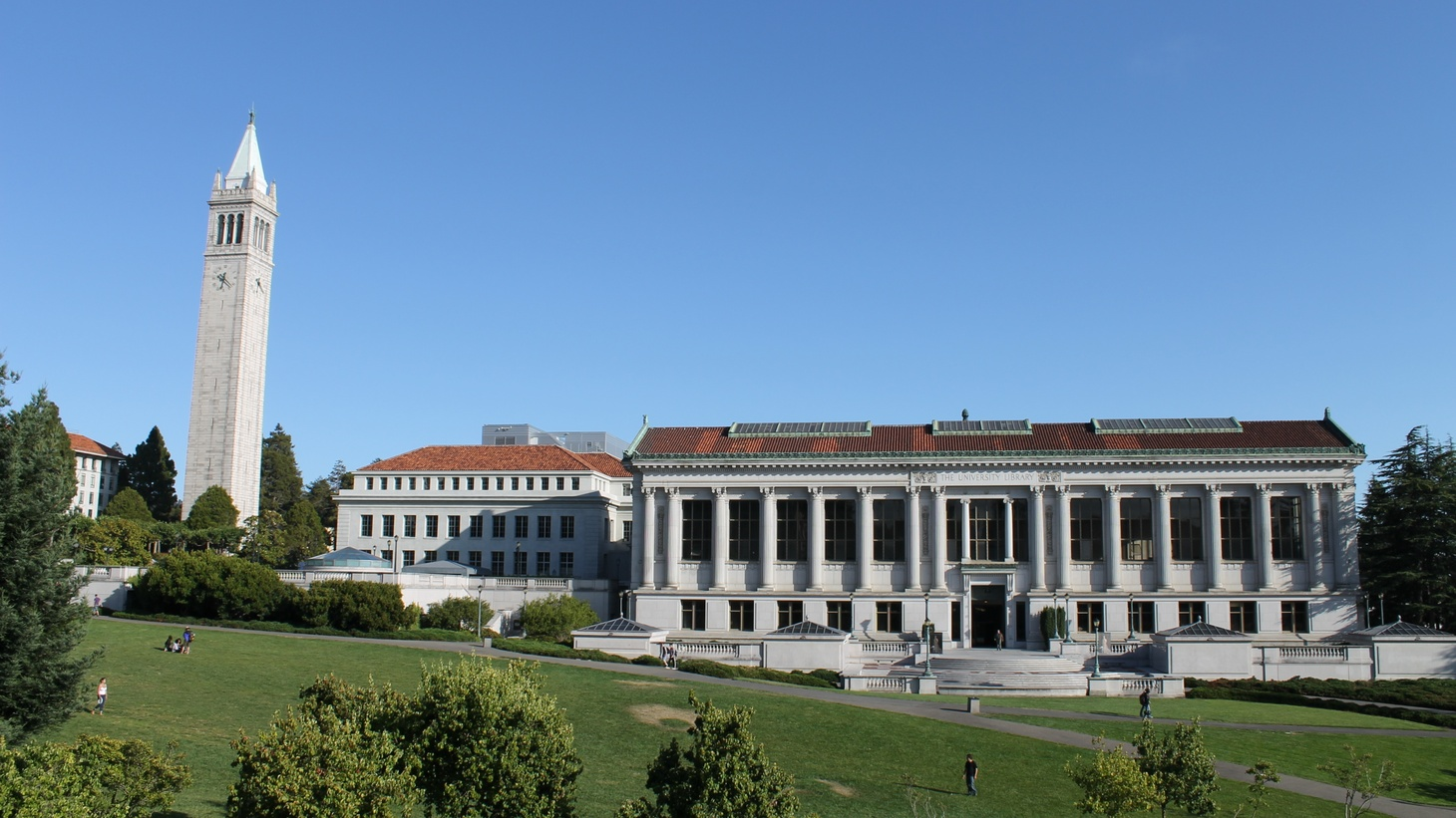 UC Berkeley campus.