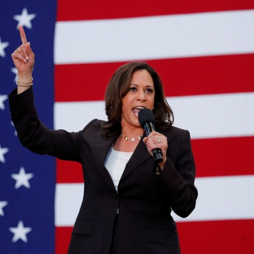 If Joe Biden and Kamala Harris win as president and vice president in November, Harris will have to give up her Senate seat.