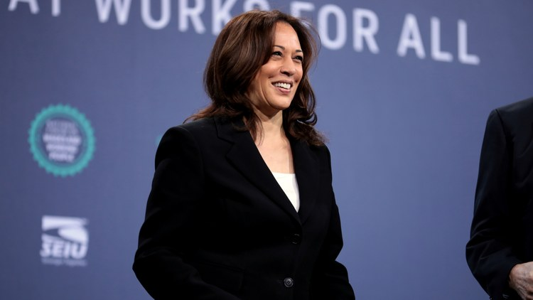 Kamala Harris is both the first Black woman and the first South Asian woman to appear on a major party's presidential ticket. Her mother is Indian.