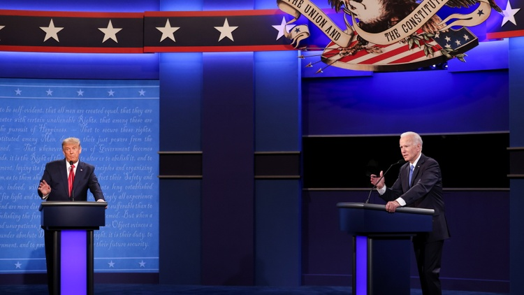 During the second and final presidential debate between incumbent Donald Trump and Democratic nominee Joe Biden, the candidates faced questions about foreign interference in the…