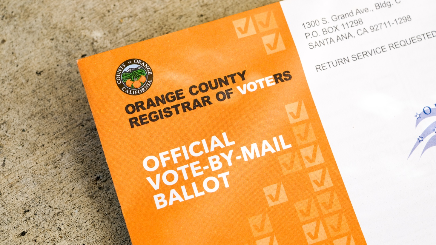 California voters can send off their ballots by using ballot drop boxes. But dozens of unofficial boxes have popped up statewide, including in Orange and LA counties.