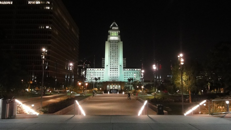 One race for LA City Council is drawing big money and celebrity endorsements.