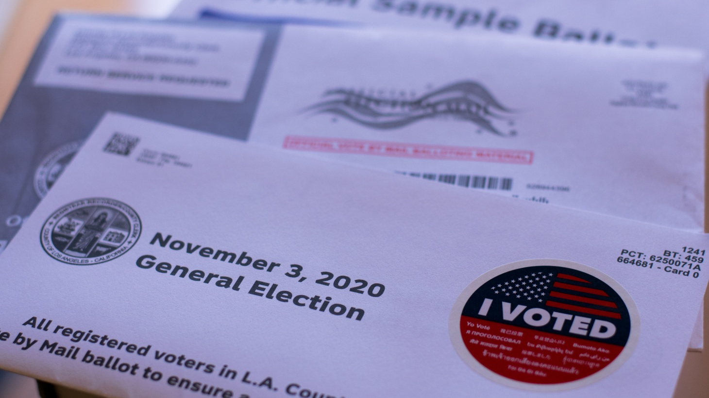 "Every registered voter in California is getting a mail-in ballot this year. A signature problem is one of the leading reasons why a ballot gets rejected. ""Before your ballot would be rejected, your county has to contact you and provide you with a chance to submit a new signature,"" says Kim Alexander, president of California Voter Foundation."