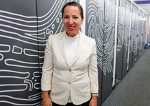 Eleni Kounalakis makes her case for being Lt. Governor of California