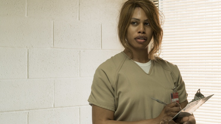 "Laverne Cox has earned her third Emmy nomination for her role as Sophia Burset on Netflix's ""Orange is the New Black."""