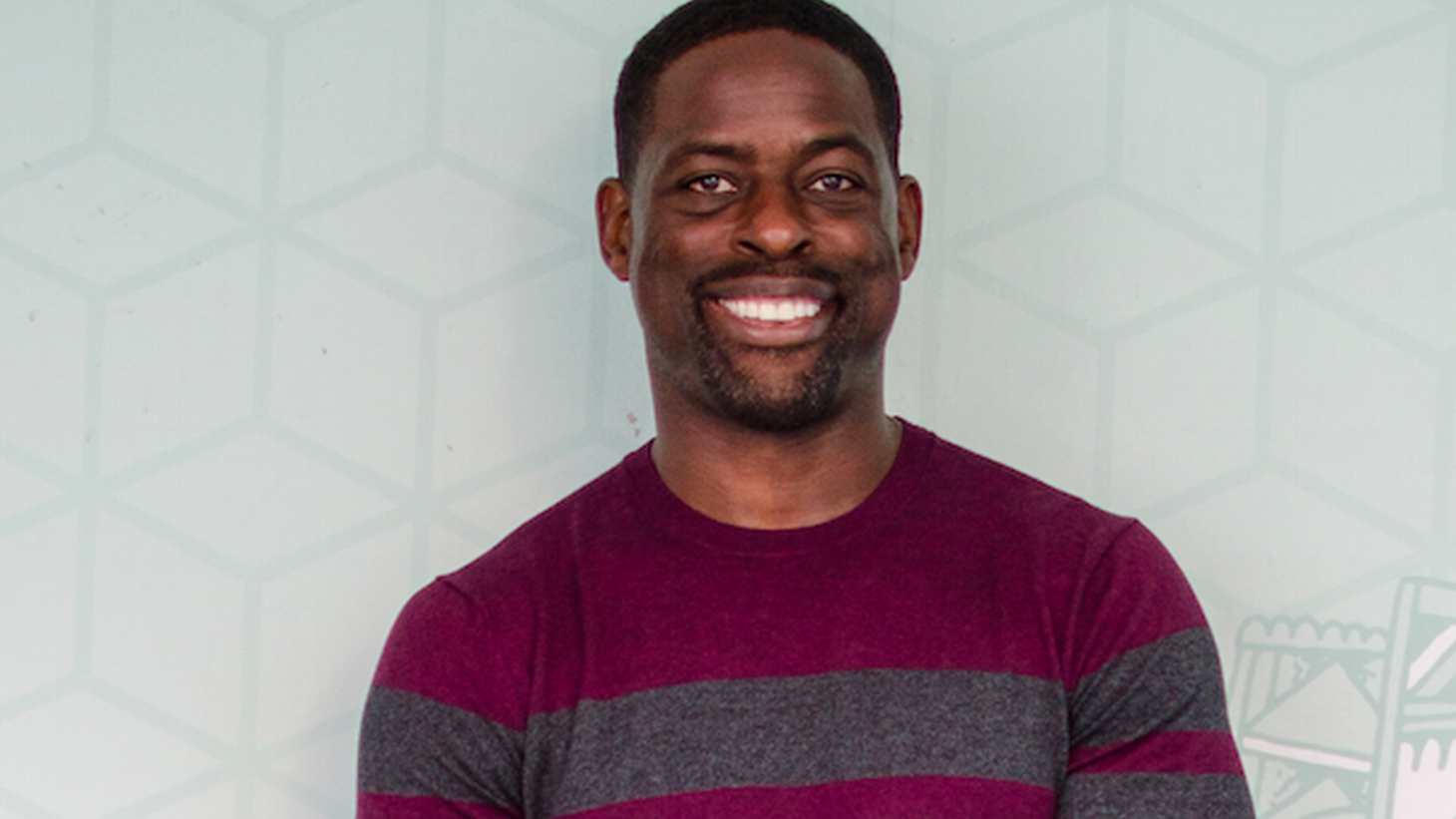 "Sterling K. Brown won an Emmy for portraying Christopher Darden in ""The People v. OJ Simpson."" He's nominated again for his role as Randall Pearson on ""This Is Us."" He joins us to talk about his work."