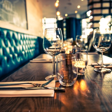Restaurants are hit hard by staff shortages right now. Nearly 2.5 million jobs in the industry were lost last year, according to the National Restaurant Association.