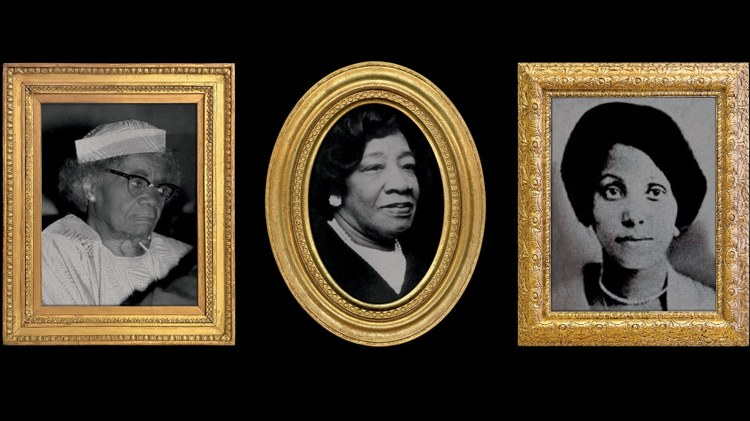 Alberta King was the mother of Martin Luther King, Jr. Louise Little was the mom of Malcolm X. And Berdis Baldwin was mom to James Baldwin.