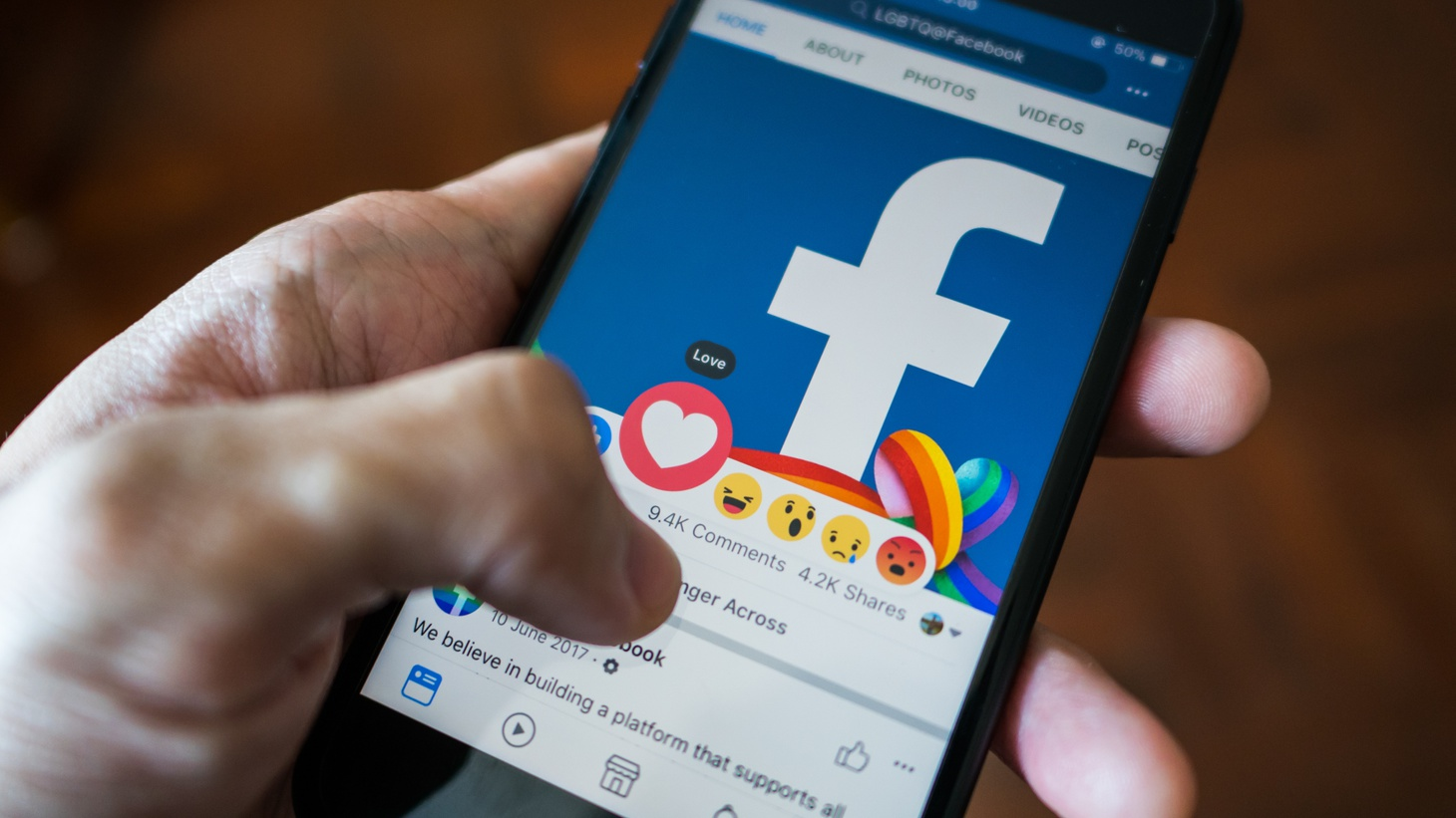 """""""I really think Facebook, and particularly Mark Zuckerberg, recognize that you can't be on top forever, but they want to try as long as they can,"""" says Mike Isaac, technology correspondent for the New York Times."""