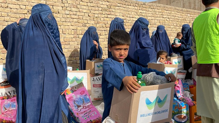 About seven weeks have passed since the Taliban took control of Afghanistan. More people are now experiencing hunger and poverty.