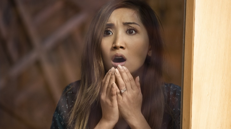 "Our critics review the Netflix original ""Secret Obsession,"" starring Brenda Song as a woman who wakes up with amnesia after a traumatic attack; ""Into the Ashes,"" about an ex-con who…"