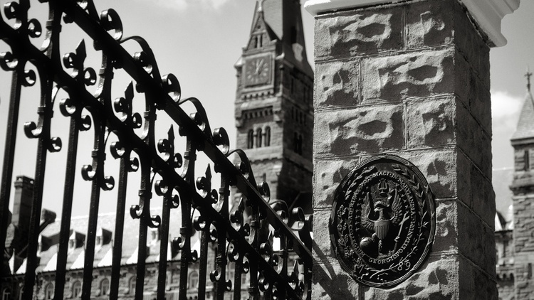 It was recently discovered that Georgetown University sold 272 slaves in 1838 to pay off debts.