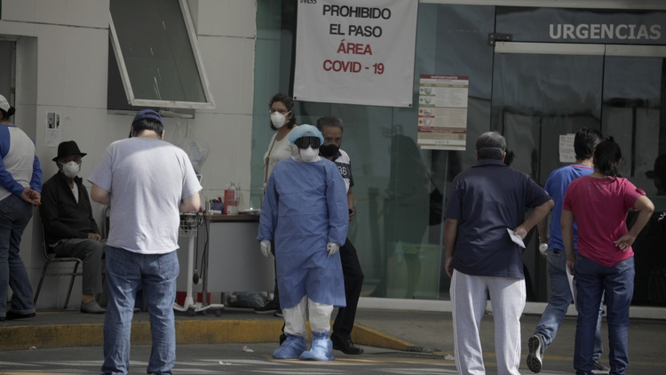 Mexico now has more than 52,000 coronavirus-related deaths, according to Johns Hopkins University. It has nearly 500,000 reported cases, although that number is probably much higher.