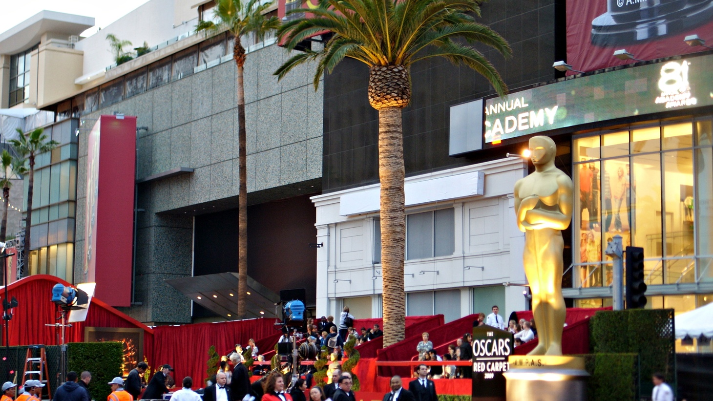The Oscars are coming up at the end of this month. For nominees that means interviews, photo shoots and swag. Oscars gift bags are famously lavish, and the Academy says they've gotten so over-the-top, the Academy is now suing the company that puts them together. Basically, the Academy wants nothing to do with them.     Photo by BDS2006