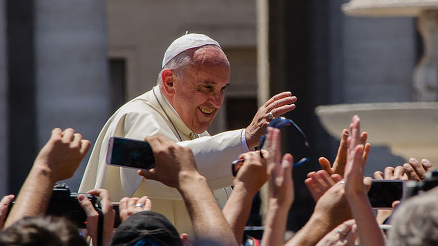 Pope Francis just wrapped up a six-day trip to Cuba and Mexico. The Zika virus wasn't on his agenda, but on his flight back to the Vatican last night, he was asked whether church teaching on abortion and contraception could be loosened to help stop the spread of the virus to babies.