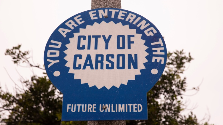 Carson's foul odor: Mayor pushes for resolution