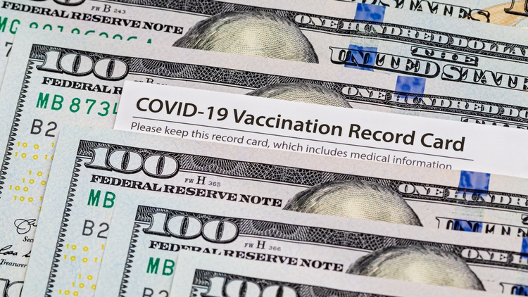 Remember the prizes, lotteries, and other incentives designed to get more people vaccinated last spring?