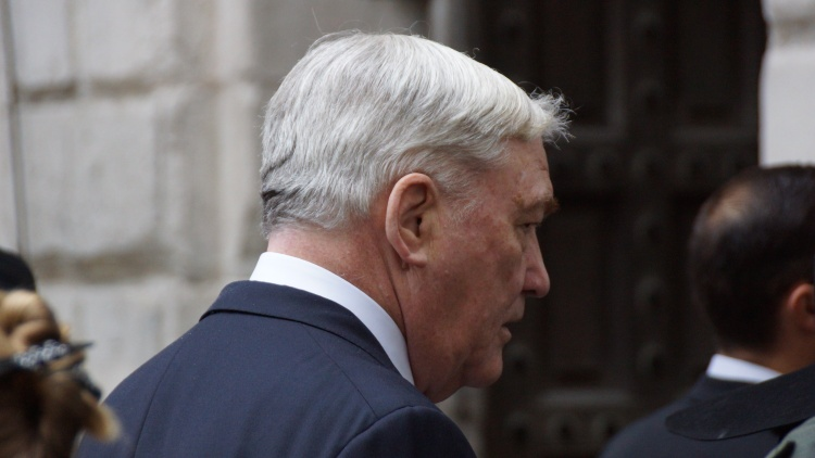 President Trump has pardoned two more prominent conservatives who have personal ties to him. Conrad Black is a billionaire former media mogul and one of Trump's old business partners.