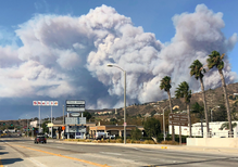 Fleeing the Woolsey Fire