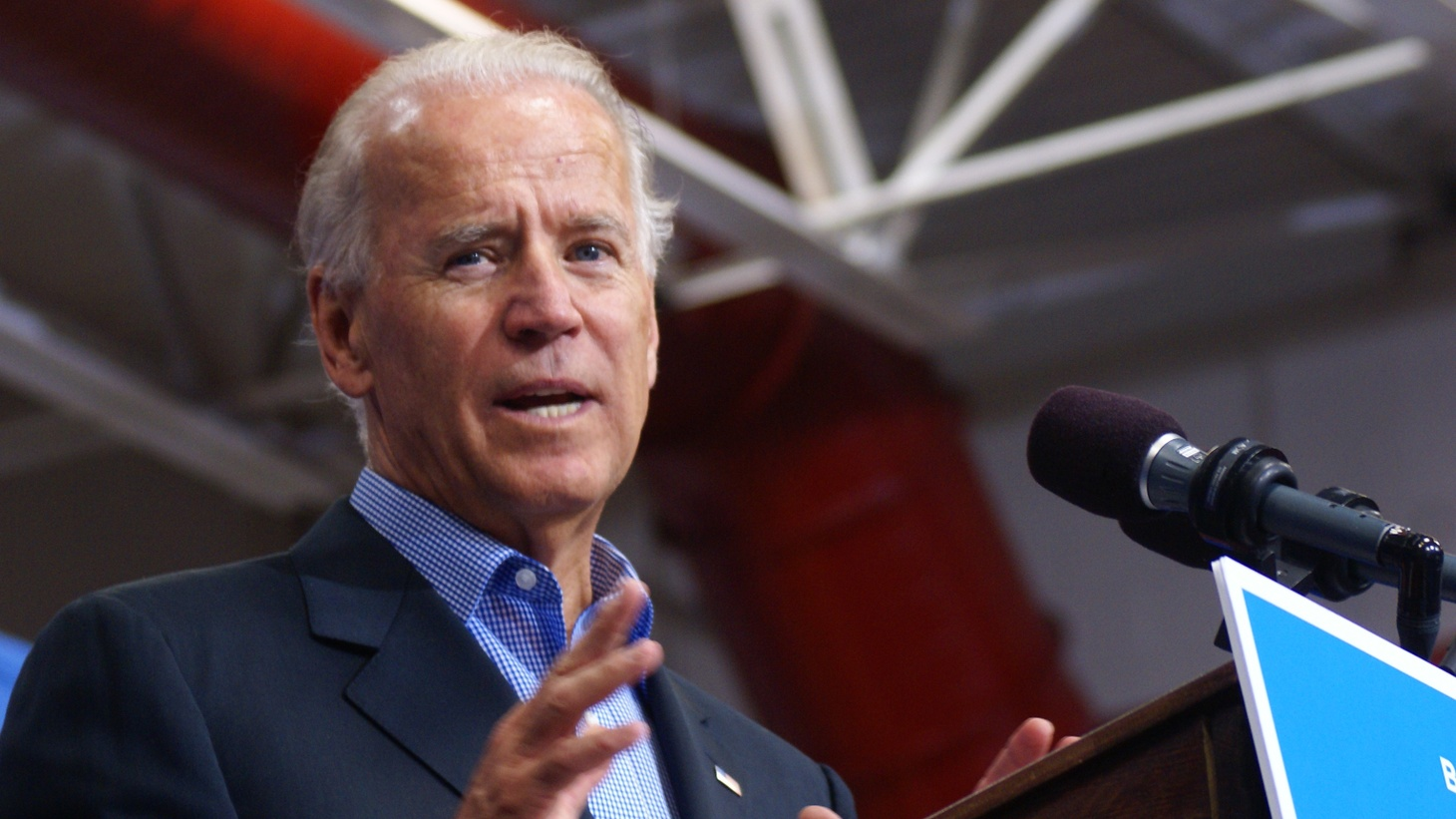 A new poll by Quinnipiac University says Trump would lose by double digits to the top five Democratic candidates, including Joe Biden, if the election were held today.