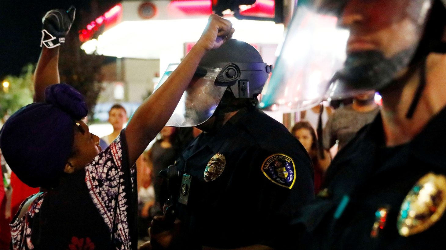 Four SoCal men have been killed in confrontations with police in less than a week. In the most recent incident,   officers were wearing body cameras. What effect do body cams have on police behavior?