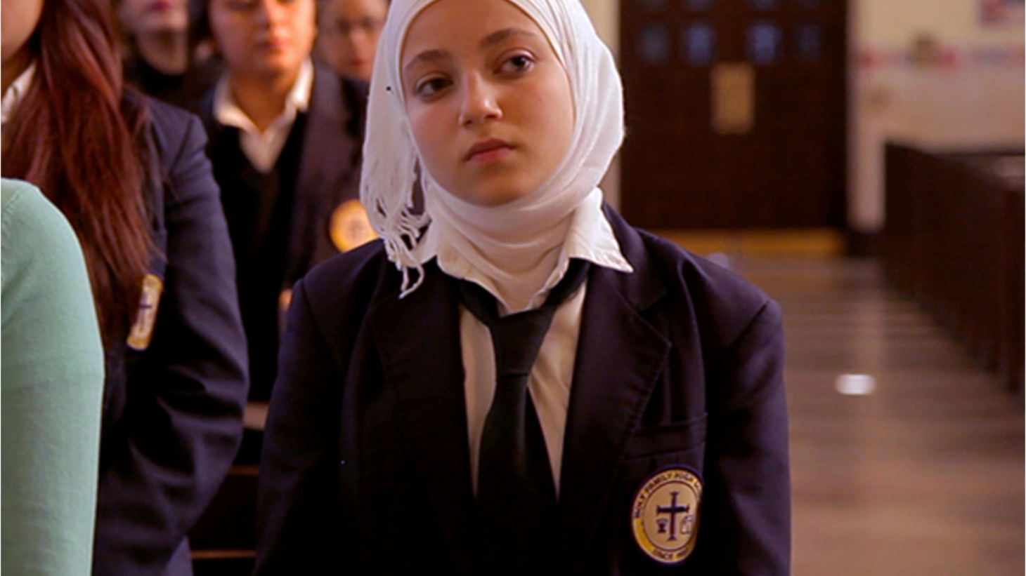 """Dalya Zeno and her mother left their home in Syria in 2012, making a new life for themselves in Glendale. """"Dalya's Other Country"""" is a documentary that follows Zeno through her high school years, as the Syrian war continues, and as President Trump comes to power."""