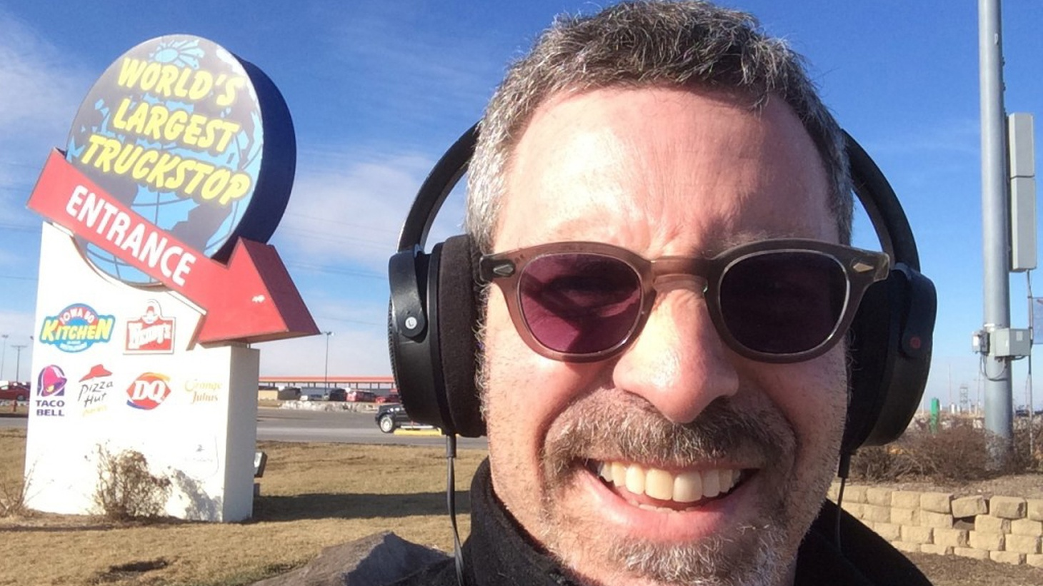 Today we start with 'Press Play' contributor Mike Schlitt in Iowa. He's a lifelong political junkie who decided to go there to see democracy at work. Then, California is huge; why is its voting power so miniscule?