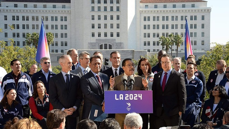 There's a tight race happening for a rare opening on the LA County Board of Supervisors.