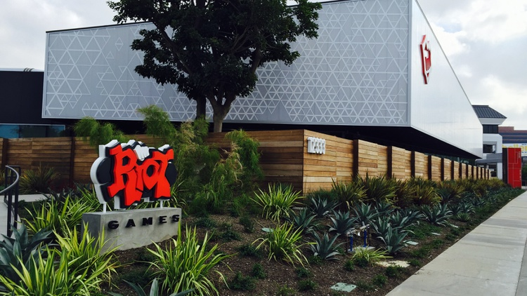 On Monday, more than 200 employees at Santa Monica-based Riot Games walked out to protest the company's handling of sexual harassment and discrimination.