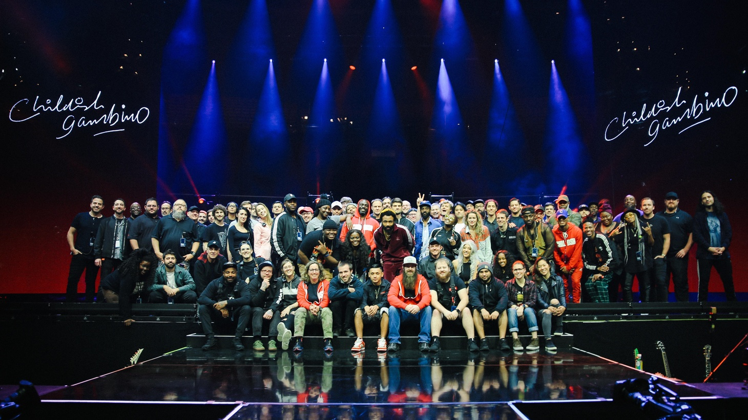"Childish Gambino had 105 staff members for his ""This is America"" tour. Christian Coffey manages tours for Childish Gambino, among other artists, and says his entire salary is based on tours. How has COVID-19 changed the live music industry?"