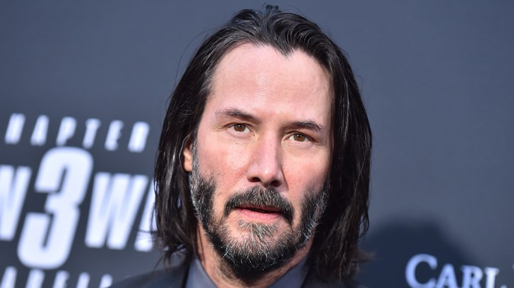 """Actor Keanu Reeves is known as the leading man behind films like """"The Matrix,"""" """"John Wick,"""" and the """"Bill and Ted's Excellent Adventure"""" series."""