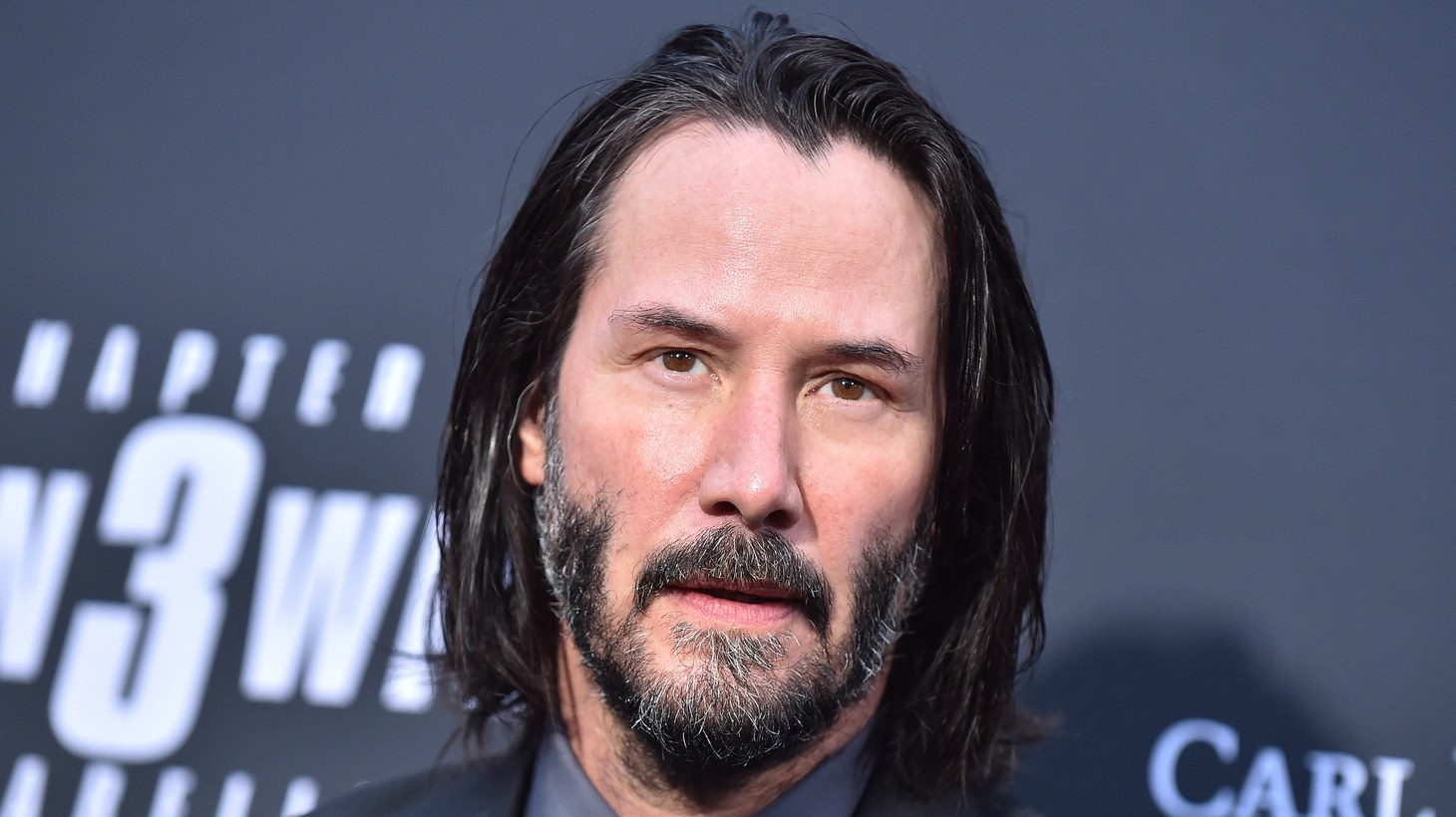 """Keanu Reeves arrives for the """"John Wick: Chapter 3 — Parabellum"""" special screening on May 15, 2019 in Hollywood, CA."""