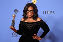 Golden Globes: #MeToo and President Oprah?