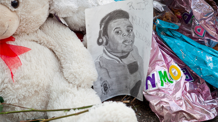 Today is the third anniversary of the killing of Michael Brown in Ferguson, Missouri.