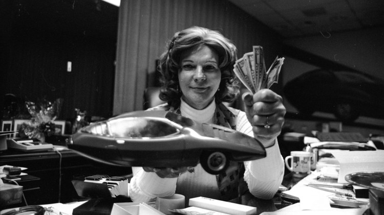 When Elizabeth Carmichael came to LA in the 1970s, she was a firecracker ready to take on the auto industry.