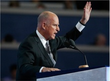 Gov. Jerry Brown: California and China will fight climate change together