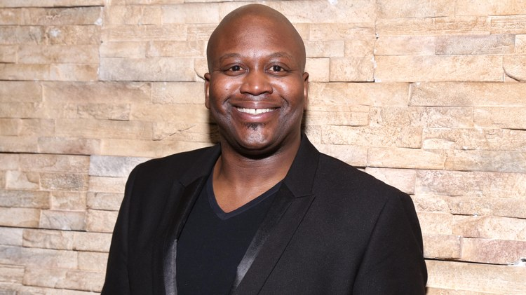 """The world got to know Tituss Burgess as a hilarious roommate and best friend on """"Unbreakable Kimmy Schmidt."""""""