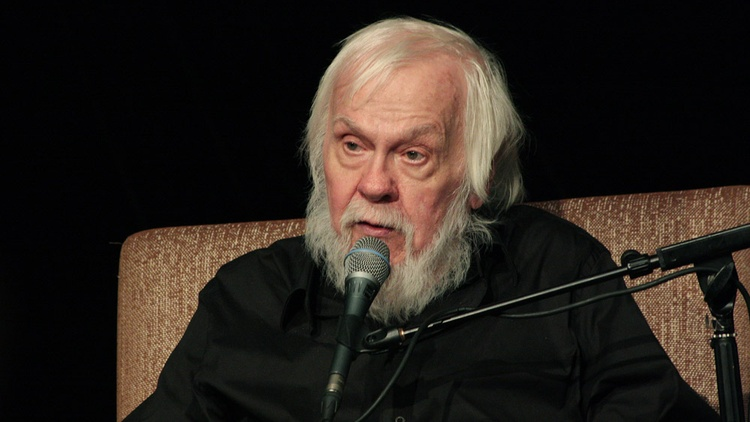 John Baldessari died in his Venice home last Thursday. He was 88 -- and a major figure in conceptual art. His work has been seen in hundreds of solo exhibitions worldwide.